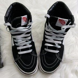 Vans Hi-Top Skateboarding Sneakers